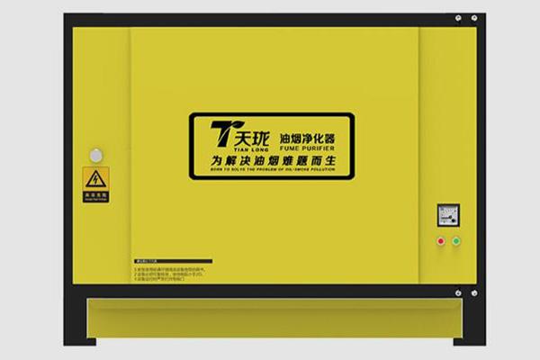 油烟净化器安装标准图二