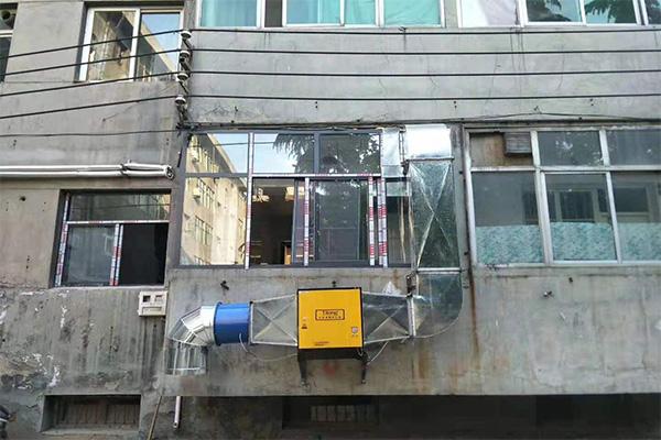 深圳油烟净化器