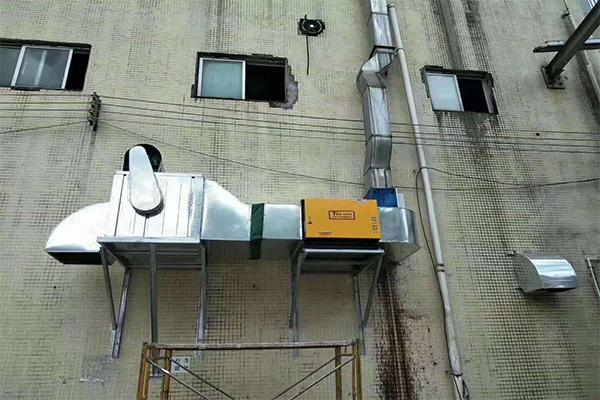 小饭店安装一台油烟净化器需要多少钱