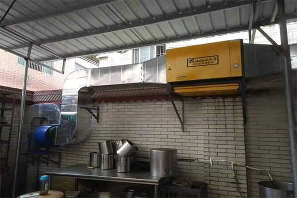 油烟净化器使用方法