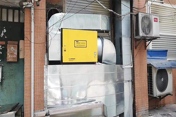 深圳厨房油烟净化器专卖
