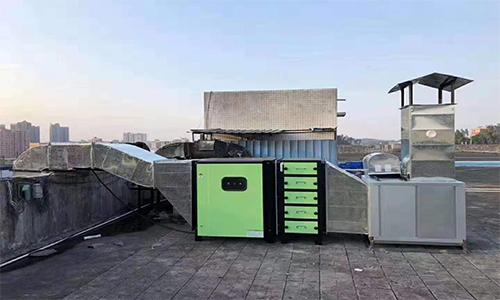 厨房油烟净化器安装费